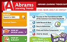 Abramslearningtrends.com by Cuesta Tech